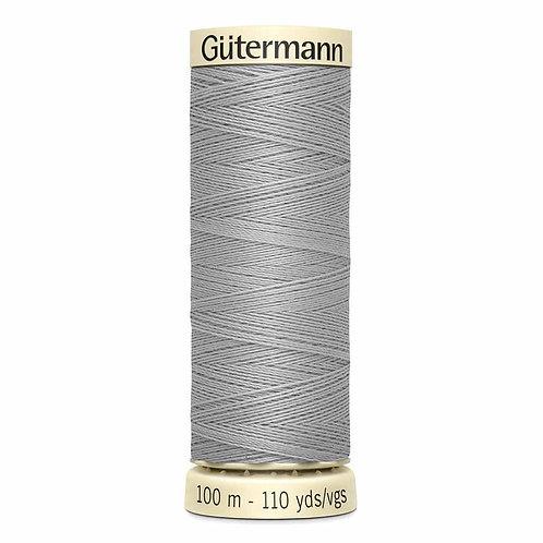 Gutermann 100m Sew All Thread - Code 102