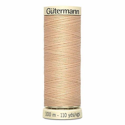 Gutermann 100m Sew All Thread - Code 502