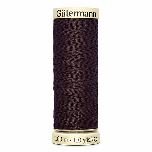 Gutermann 100m Sew All Thread - Code 593