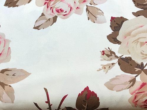 """100% cotton floral print -54 """" wide"""