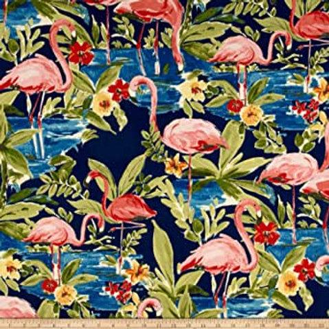 "So much fun - flamingos -outdoor 54"""