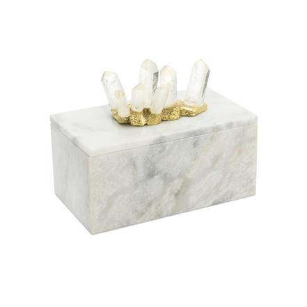 Ivory Crystal box