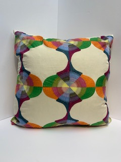 Robert Allen throw pillow