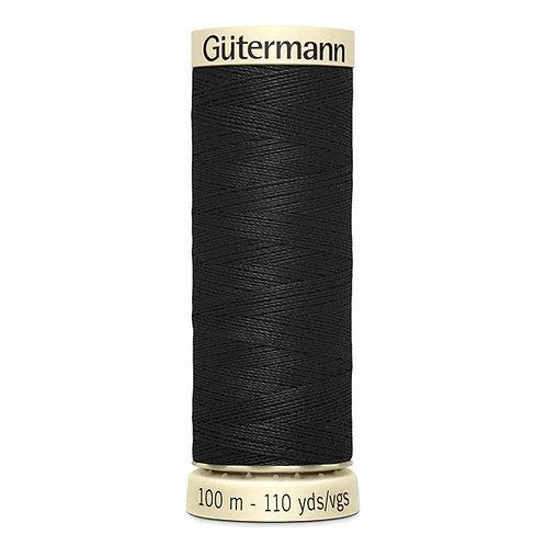 Gutermann 100m Sew All Thread -  Code 10