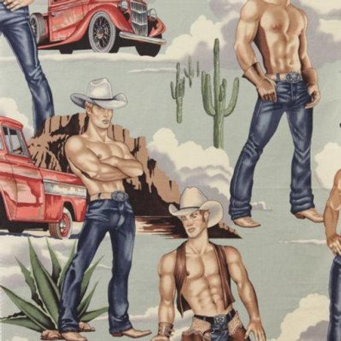 Ride n Cowboys- Alexander Henry