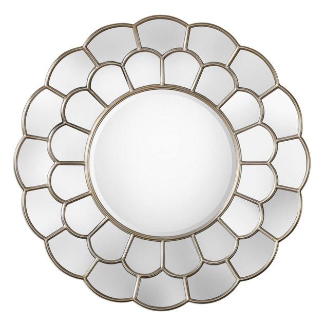 Scallop Mirror
