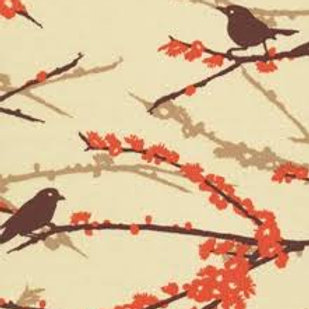 Sparrows - Bark by Joel Dewberry
