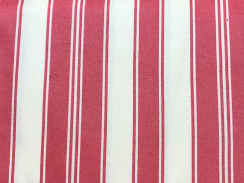 """Beige and fushia stripe- 54"""" wide"""