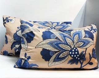 William Yeoward lumbar pillows