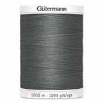 All Purpose thread  gray 1000m