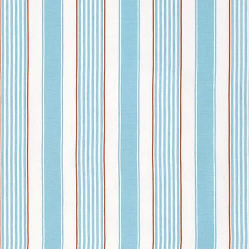 Stripe - Aqua by Dena Designs