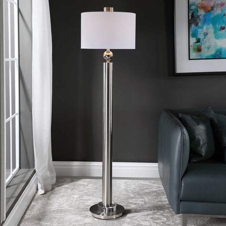 SILVERTOLL FLOOR LAMP