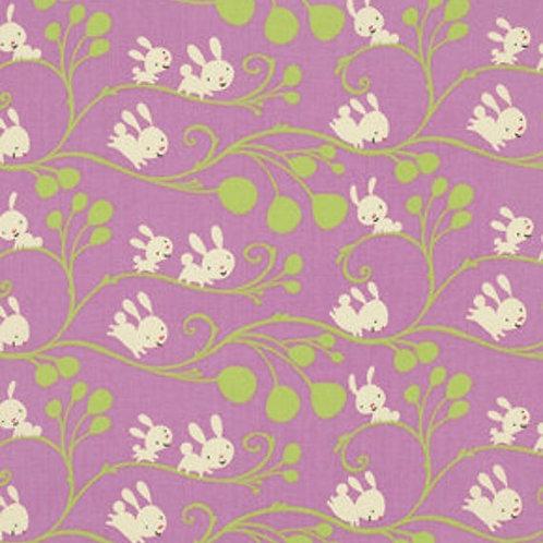 Vine - Lilac by David Walker