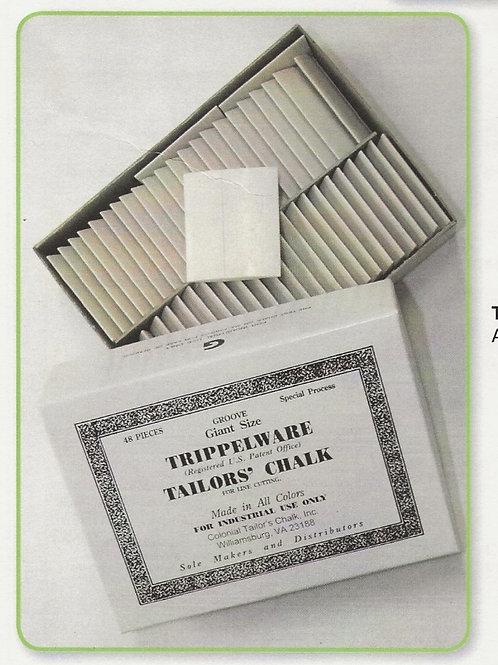Trippleware chalk -white