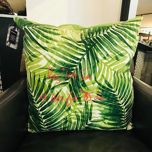 Palm leaves - outdoor