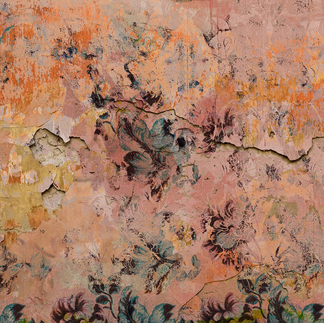 Faded Empire - Fragmented Orange