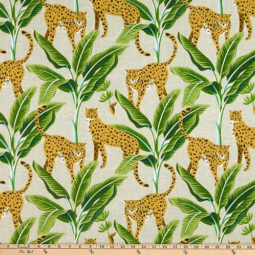 "Lux Cheetah print -outdoor- 54"""