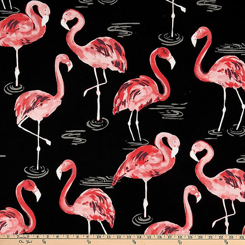 """The Perfect Flamingos- pink-outdoor 54"""""""