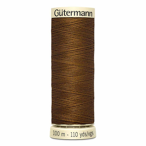 Gutermann 100m Sew All Thread - Code 553