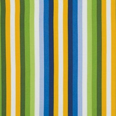 Sassy Stripe - Blue by Jane Sassaman