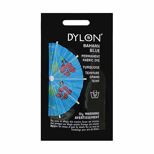 Dylon 50g Dye - Bahama Blue