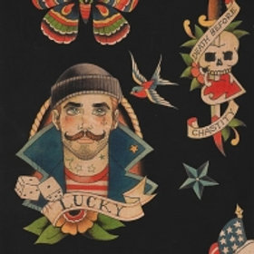 Pirates and skulls