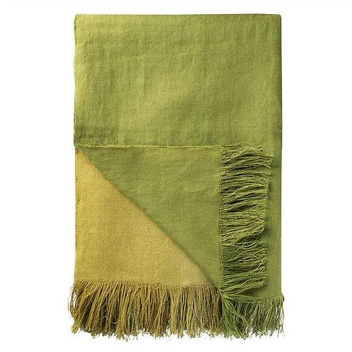 Padua Lime throw blanket