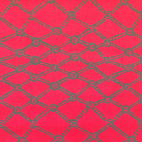 Nets - Red by Brandon Mably
