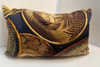 Robert Allen lumbar pillows
