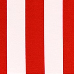 Bold red Stripes - outdoor-limited quantities