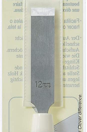 Button hole cutter