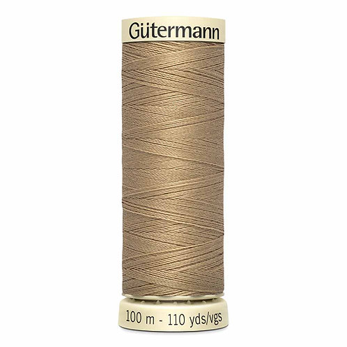 Gutermann 100m Sew All Thread - Code 520