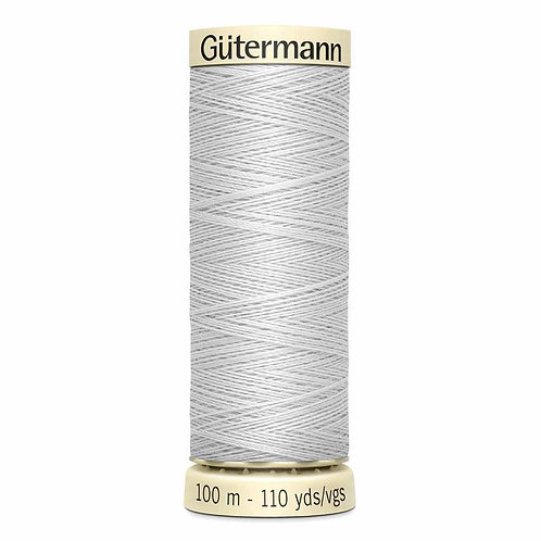 Gutermann 100m Sew All Thread - Code 100