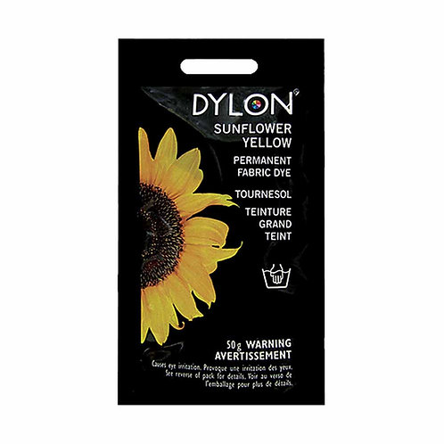 Dylon 50g Dye - Yellow