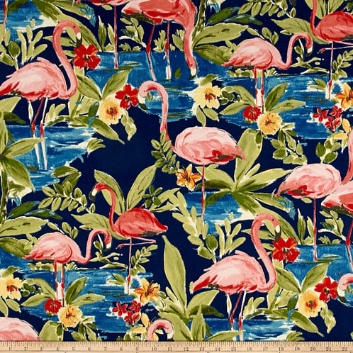 "So much fun - flamingos outdoor 54"""