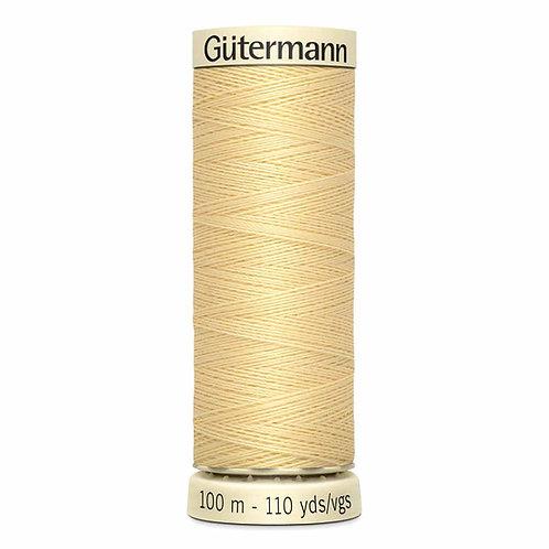 Gutermann 100m Sew All Thread - Code 815
