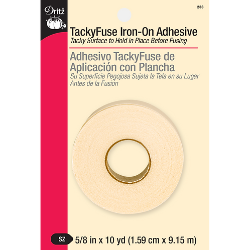 TackyFuse Iron-On Adhesive