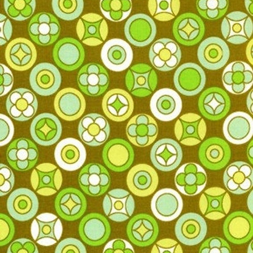 Buttons - Olive by Erin McMorris
