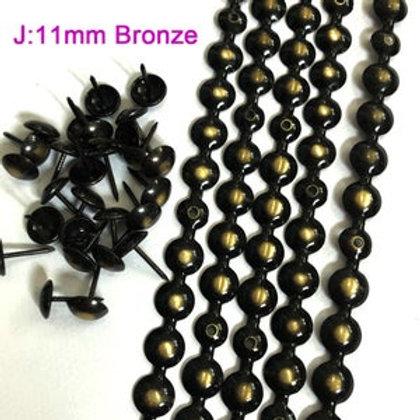Dritz tack tape-bronze