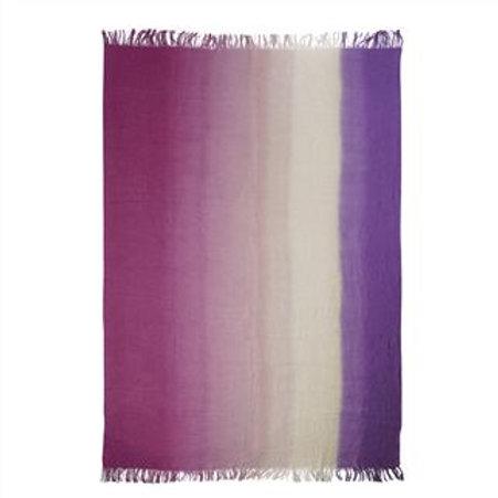 Padua Berry throw blanket