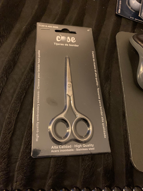 """High Quality Embroidery Scissors 4"""""""