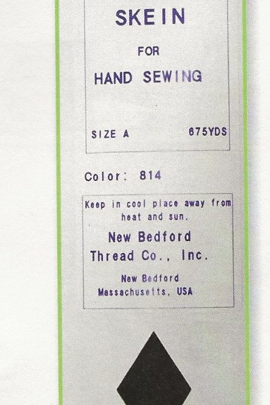 Hand Sewing Skeins