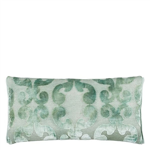 Iridato Pale Aqua cushion