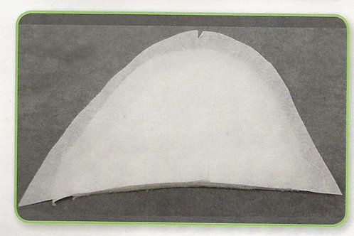 Tailored shoulder pad-4D