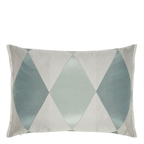 Castillon Aqua cushion