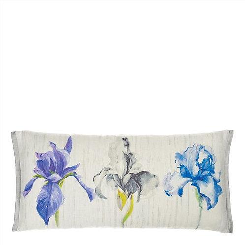 Antoinette Amethyst cushion