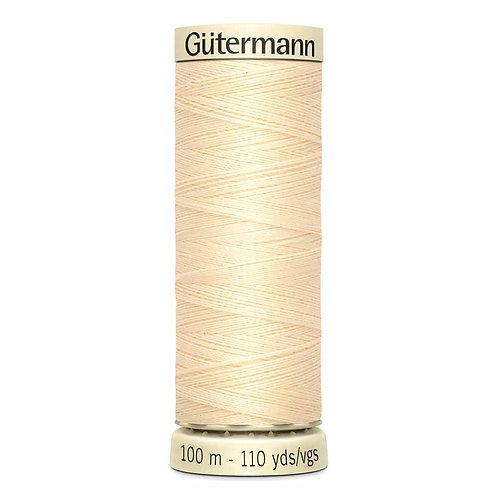 Gutermann 100m Sew All Thread - Code 803