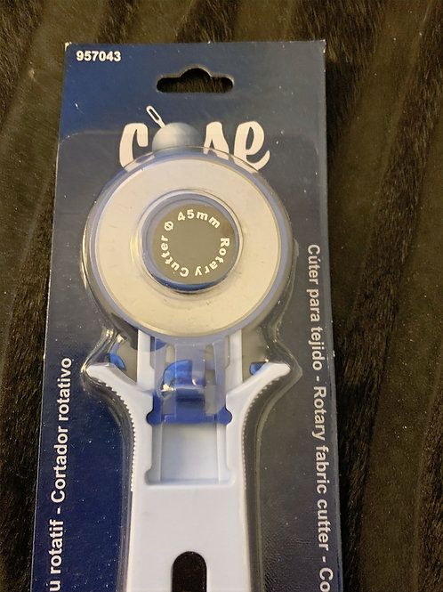 Rotary Fabric Cutter 45 mm