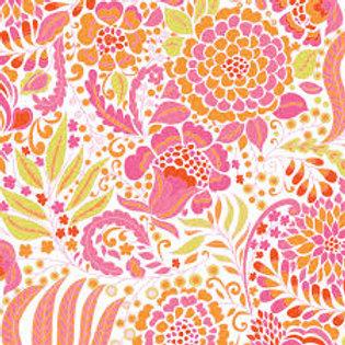 Pagoda Flower - Pink by Dena Designs