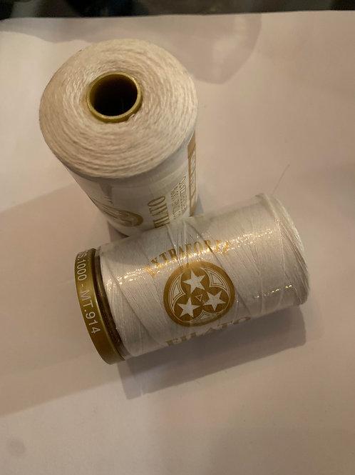 Tre stelle 100% cotton thread colour :off white